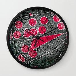 Circle Strip I Wall Clock