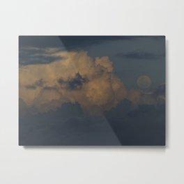 El Teide Metal Print