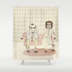 45 years married! Shower Curtain