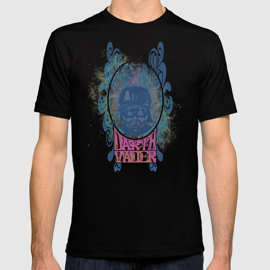 Psychedelic Vader T-shirt