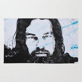 Leonardo DiCaprio -The revenant Rug