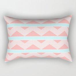 Pastel pattern Rectangular Pillow