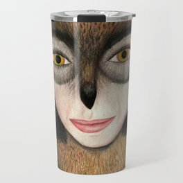 Sheowl Travel Mug