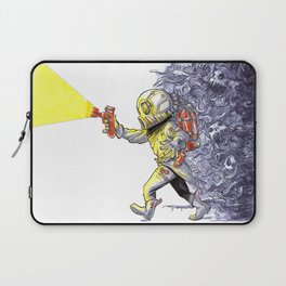 Candy-Trooper, Out of the Dark Laptop Sleeve
