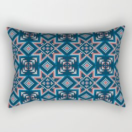 Pattern in Grandma Style #52 Rectangular Pillow