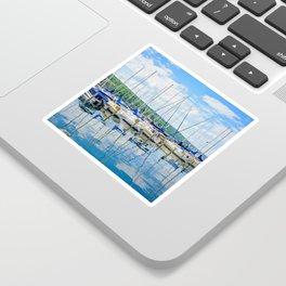 Glen Harbour Marina Sticker