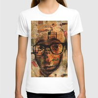 woody T-shirts featuring Woody A. by Joe Ganech