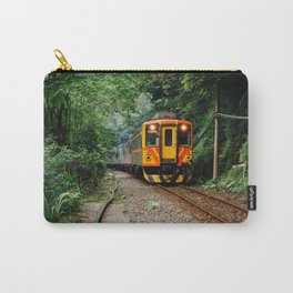 Jungle Train Carry-All Pouch