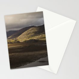 Clouds, Land, Water Stationery Cards