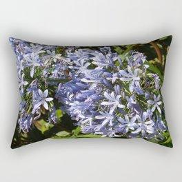 Love Flowers Rectangular Pillow