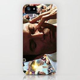 Mind Meld iPhone Case