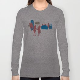 Sausage Party Long Sleeve T-shirt
