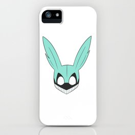 Deku's old suit iPhone Case