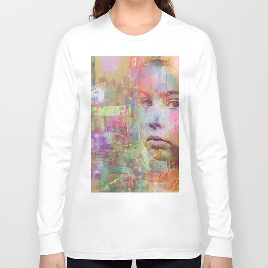 grow up in city Long Sleeve T-shirt