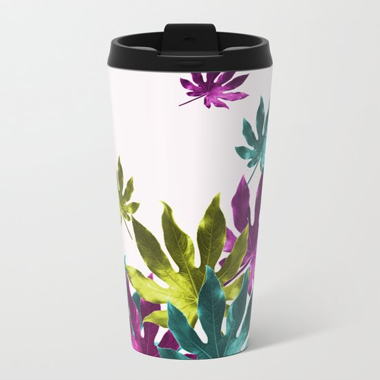 Aralia Joy Metal Travel Mug