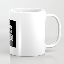 Shut Up And Squat Gym Coffee Mug