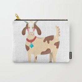 Cute Goat Carry-All Pouch