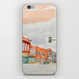 Jefferson Street iPhone Skin