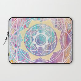 Mixed Media Mandala - Journey Laptop Sleeve