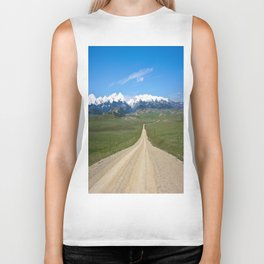 Old Country Road Biker Tank