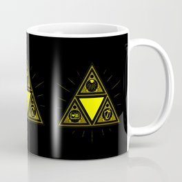 Light Of Triangle Coffee Mug