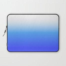 Aqua Ombre Laptop Sleeve