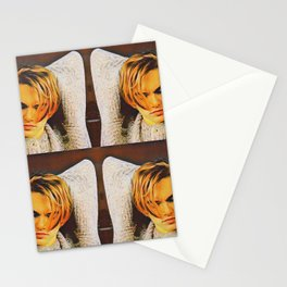 Young Leo *4 Stationery Cards