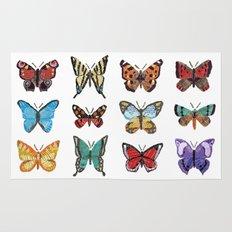 Butterflies (Papillons) Rug