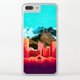 New City Clear iPhone Case