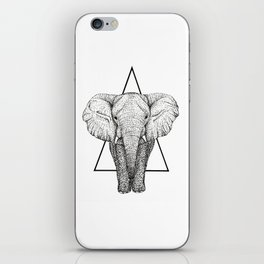 Wisdom Elephant iPhone Skin