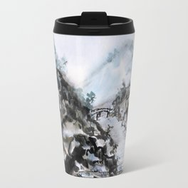 Blue Mountain Bridge Travel Mug