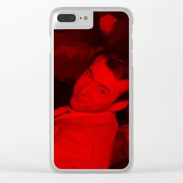 Bobby Darin - Celebrity (Photographic Art) Clear iPhone Case