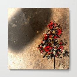 Vibrant Tree Metal Print
