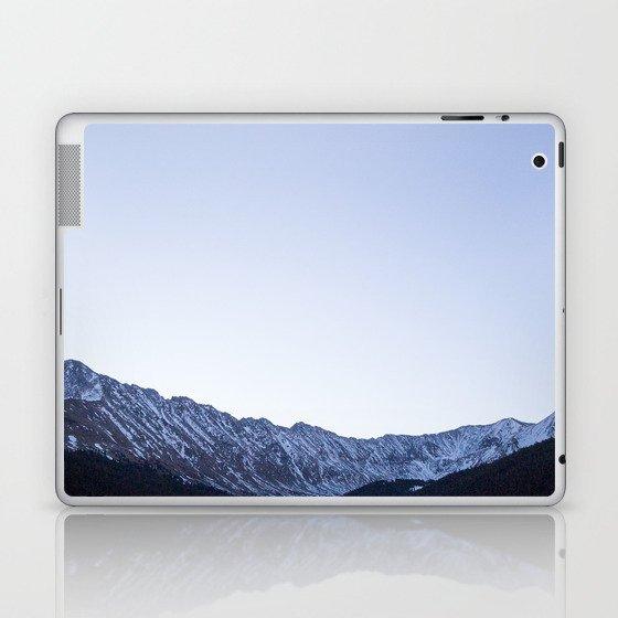 Daylight Moon Ridge Laptop & iPad Skin