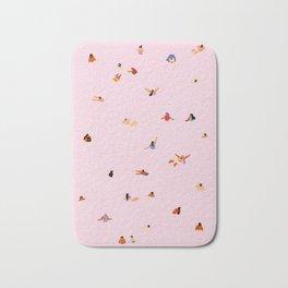 Pink! Bath Mat