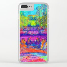 20180722 Clear iPhone Case