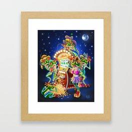 Cha-Ching Framed Art Print