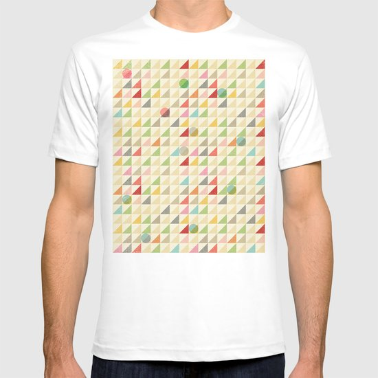 GEOMETRIC 002 T-shirt