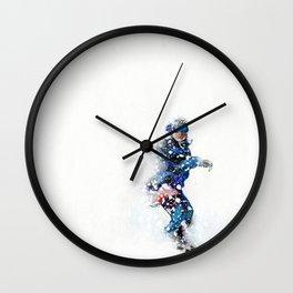 Travis Rice Wall Clock