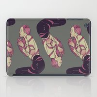 ariel iPad Cases featuring Ariel by Danit Rotart