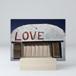 Love All People Mini Art Print