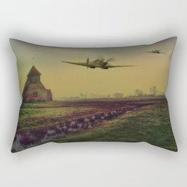 Low At Fairfield Rectangular Pillow