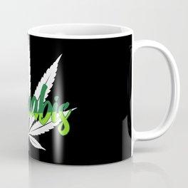 Cannabis   Marijuana Weed Pot Head Gifts Coffee Mug