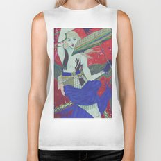 Anything Could Happen Biker Tank