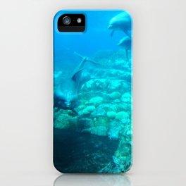Under SeaWorld iPhone Case