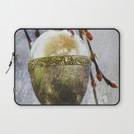 Golden easter egg Laptop Sleeve