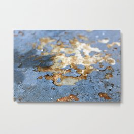 Rust No. 3 Metal Print