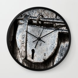 forever CLOSED Wall Clock