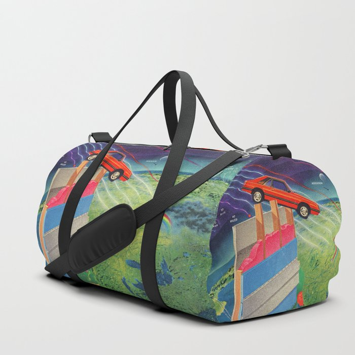 Intergalactic Travel Duffle Bag