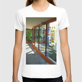 Install 1-2 T-shirt